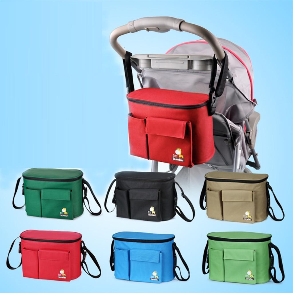 Baby Changing Pram Stroller Buggy Storage Pushchair Mummy Bag Accessories