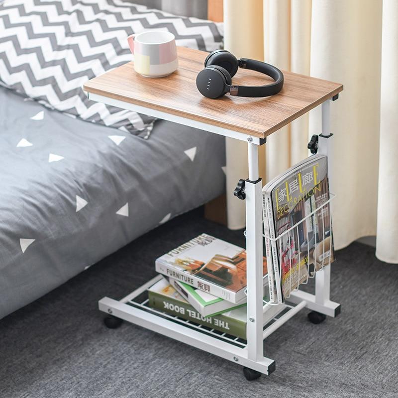 Liftable Laptop Desk Sofa Side End