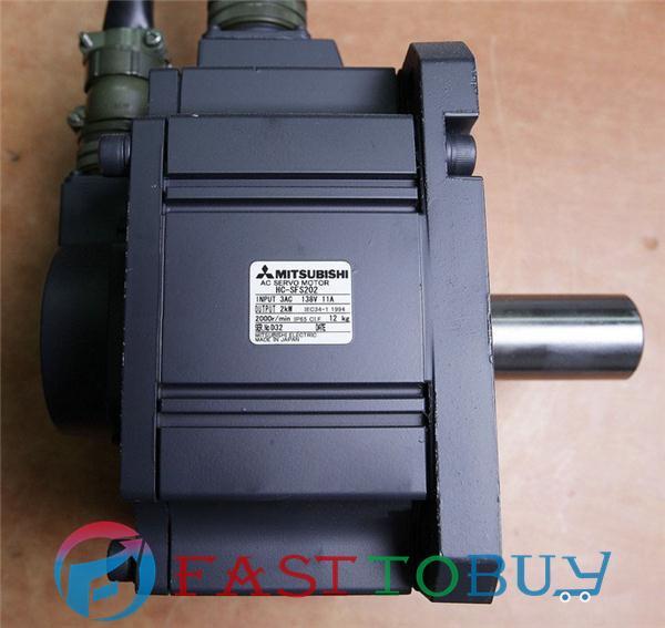 все цены на  HC-SFS202  Servo Motor 200V 2000W 2.0KW 9.55Nm New  онлайн