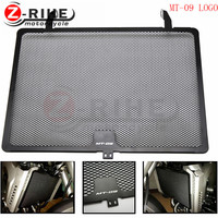 For MT 09 MT09 Motorcycle Cnc Aluminium Radiator Side Guard Grill Grille Cover Protector For Yamaha
