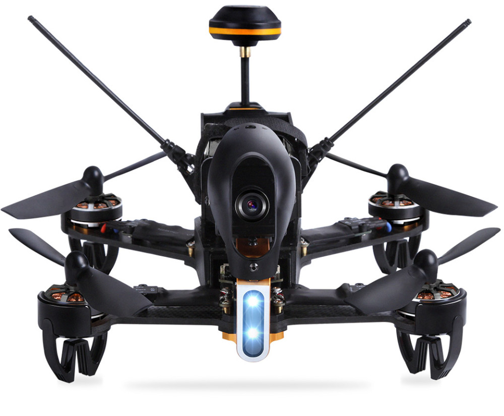 F16943/4 Walkera F210 Professional Racer Drone with 700TVL Camera 5.8G FPV F3 Flight Controller with DEVO7 Transmitter BNF RTF