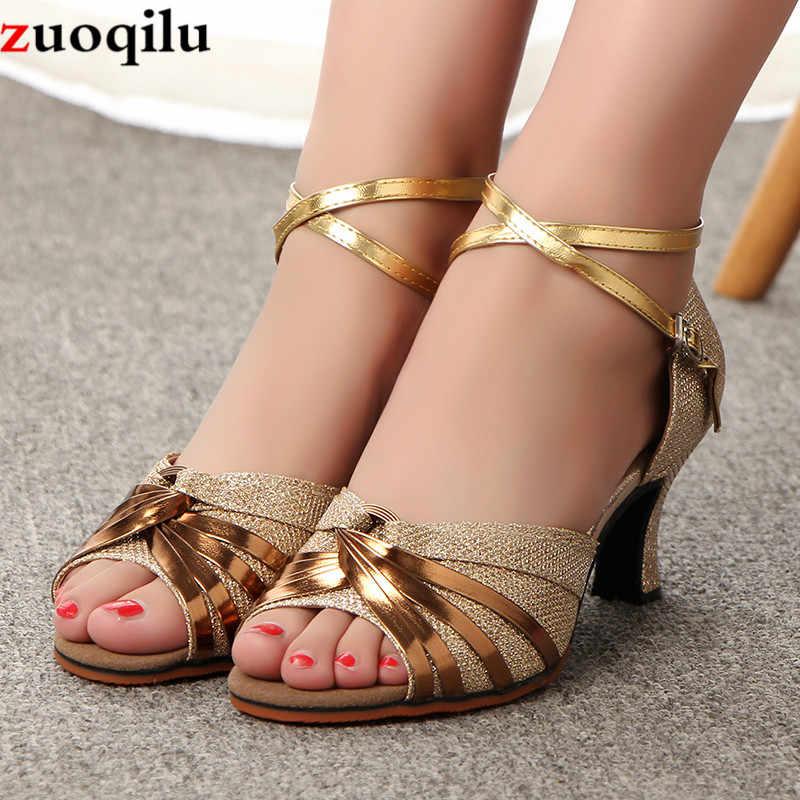 Altın Gümüş Düğün Ayakkabı kadın Topuklu Ayakkabı Pompaları Kadın Ayakkabı Yüksek Topuk Parti Bayanlar Ayakkabı chaussure femme talon