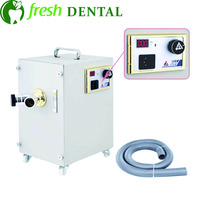 Dental Dust Collector digital control Double wheel motor strong power Dental Vacuum Dust Extractor for Dental Laboratory TW133