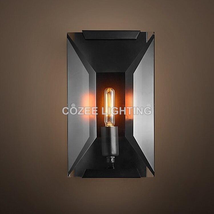Moern Vintage Crystal Applique Lampe Fumé Applique Murale Cristal Éclairage pour La Maison Hôtel Restaurant Salon et Salle À Manger Décor