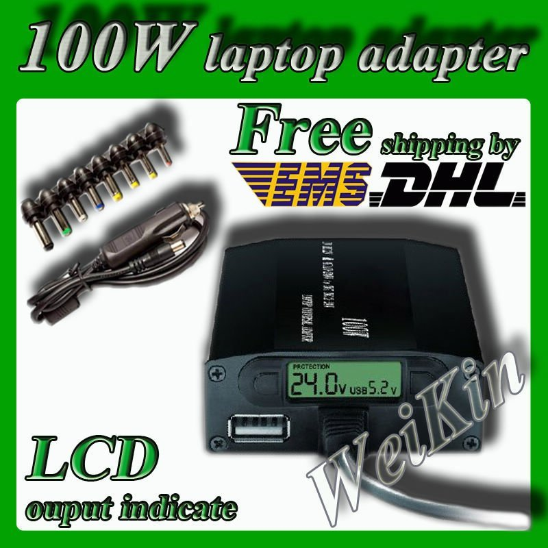 Use laptop power supply for car stereo 12