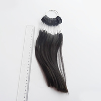 30pcs Lot 100 Human Virgin Hair Color Ring For Human Hair Extensions And Salon Hair Dyeing