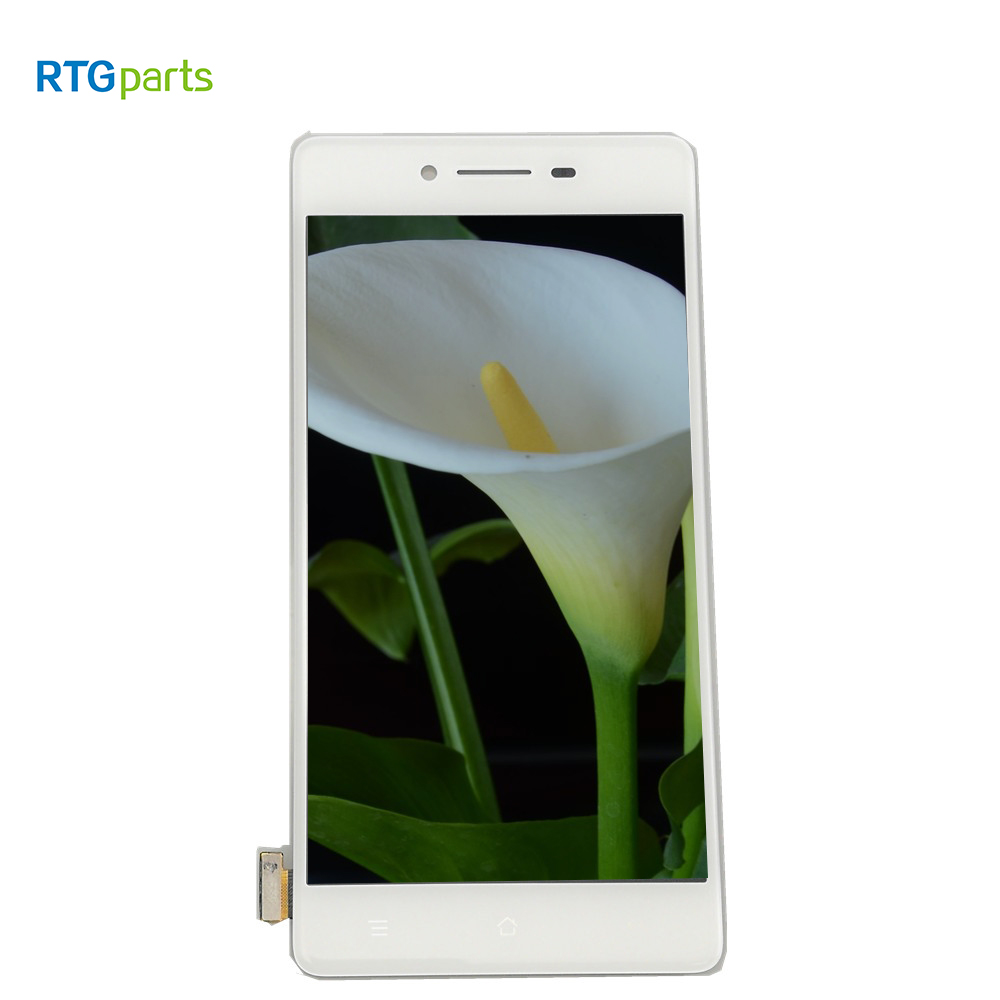 RTGparts For Oppo R7 Lite Amoled Display Touch Screen Digitizer AssemblyRTGparts For Oppo R7 Lite Amoled Display Touch Screen Digitizer Assembly