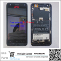Original quality Black For Asus Zenfone C ZC451CG Z007 LCD display+Touch screen Panel Digitizer with frame in stock!Tested ok!