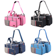 Handbag Dog Out Portable Pink Slings Pet Bag Carrier Bags Blue Outgoing Travel Breathable