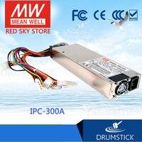 Горячая Распродажа означает хорошо IPC 300A meanwell IPC 300A 300 W промышленный 1U ATX 12 V/P4 PC Питание