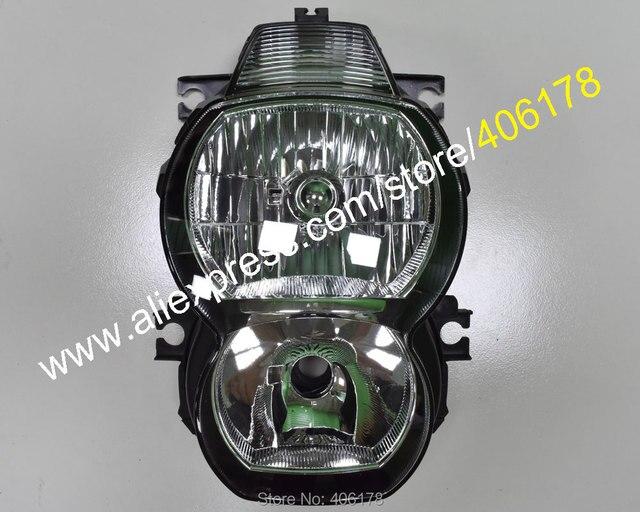 Heiße Verkäufe, motorrad Scheinwerfer Scheinwerfer Für Kawasaki KLE 650 2010 2011 KLE650 10 11 Aftermarket Front Kopf Licht Lampe Gehäuse