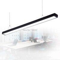 Toika Fedex 1200mm quatro pés 20 w tubo Pendurado bar montado luz do painel de escritório 4 PCS