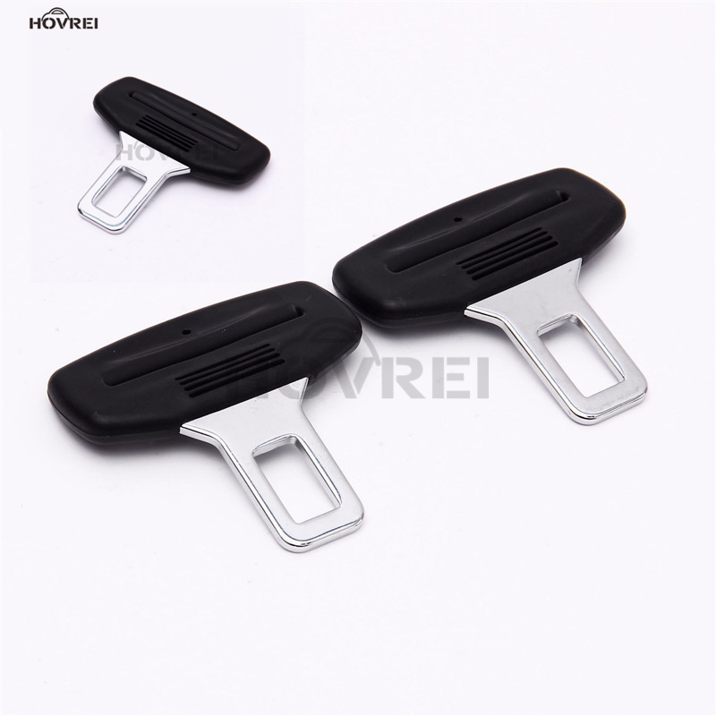 Clip-Extender Buckle Plug-Socket Extension Car-Seat-Belt Auto-Accessories Black 1PCS
