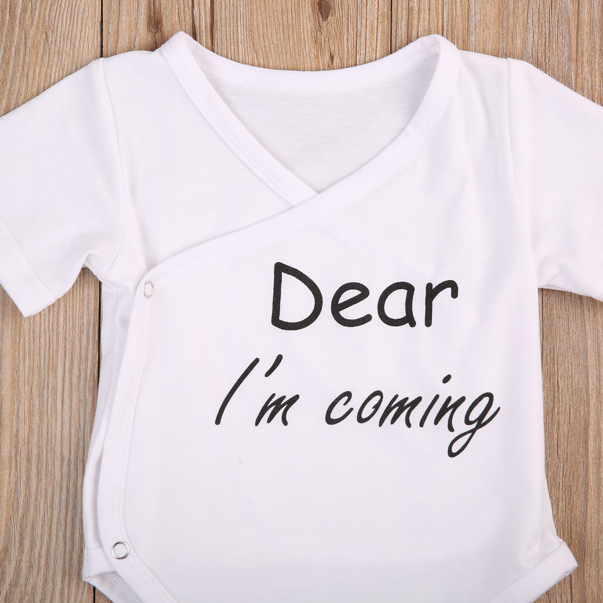 Newborn Infant Baby Boys Girls Rompers Jumpsuit Clothes Outfits Sunsuit
