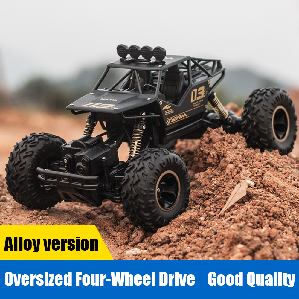 RC Car 1:16 Radio controlled car toy for kids 4 Wheel Remote Control Car Off-Road Rc Carro Machines on the remote control