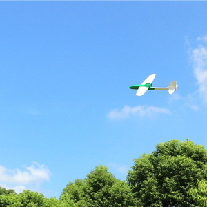 Image 4 - Airplane Toy Children Kids Streamline Gift Capacitor Hand Throwing Electric Educational Model Funny DIY Glider Foam RC Airplane