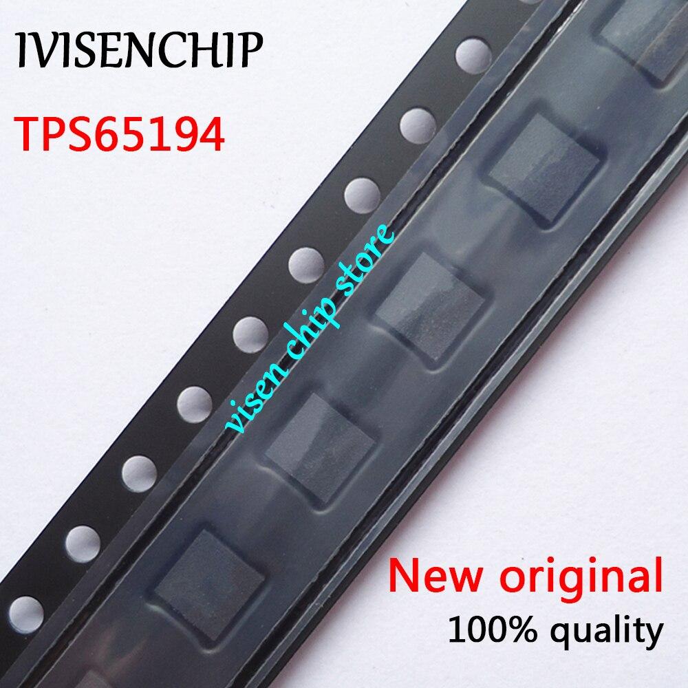 5pcs TPS65194RGER TPS65194 65194 QFN-24