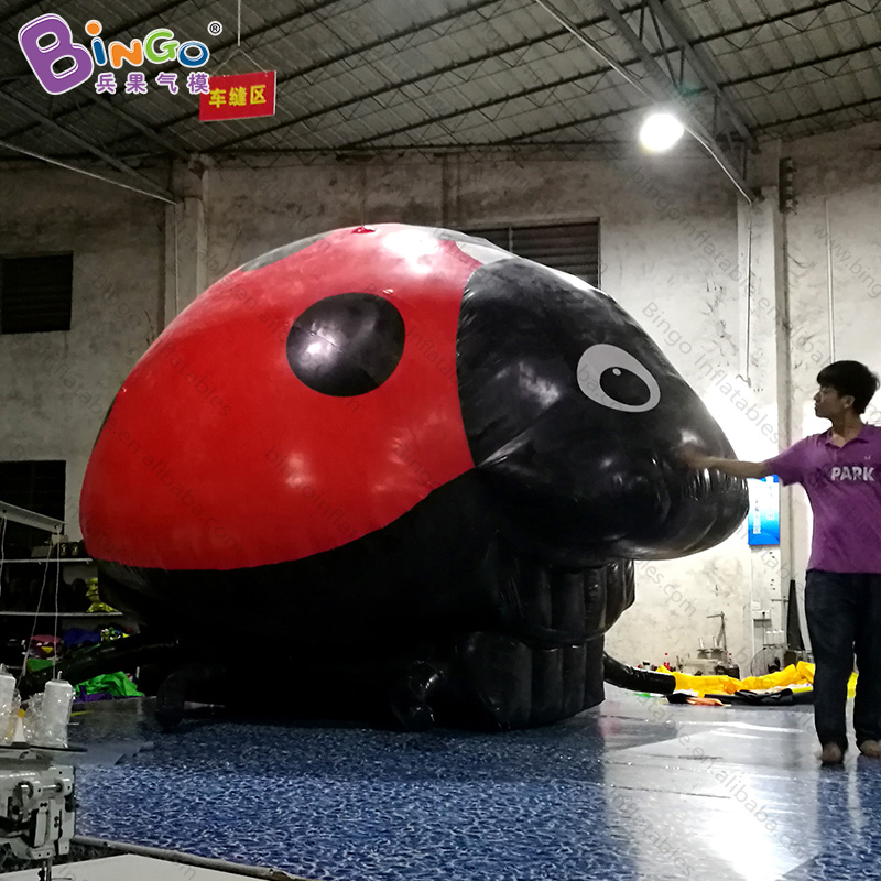 4m giant inflatable beetle insect model forfor display/advertising/events- inflatable toy