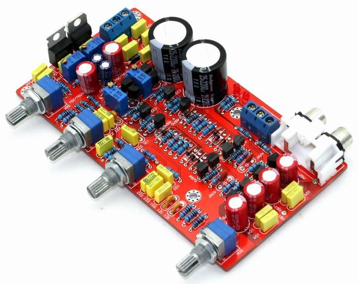 breeze audio J74+K170+A970+C2240 Tone plates (Marantz circuit) Preamp mixer board Pre amplifier board for HIFI amplifier|Amplifier| - AliExpress
