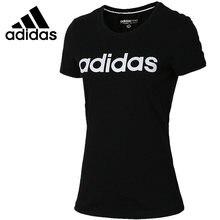 Original nueva llegada Adidas NEO marca las mujeres camisetas de manga corta ropa deportiva