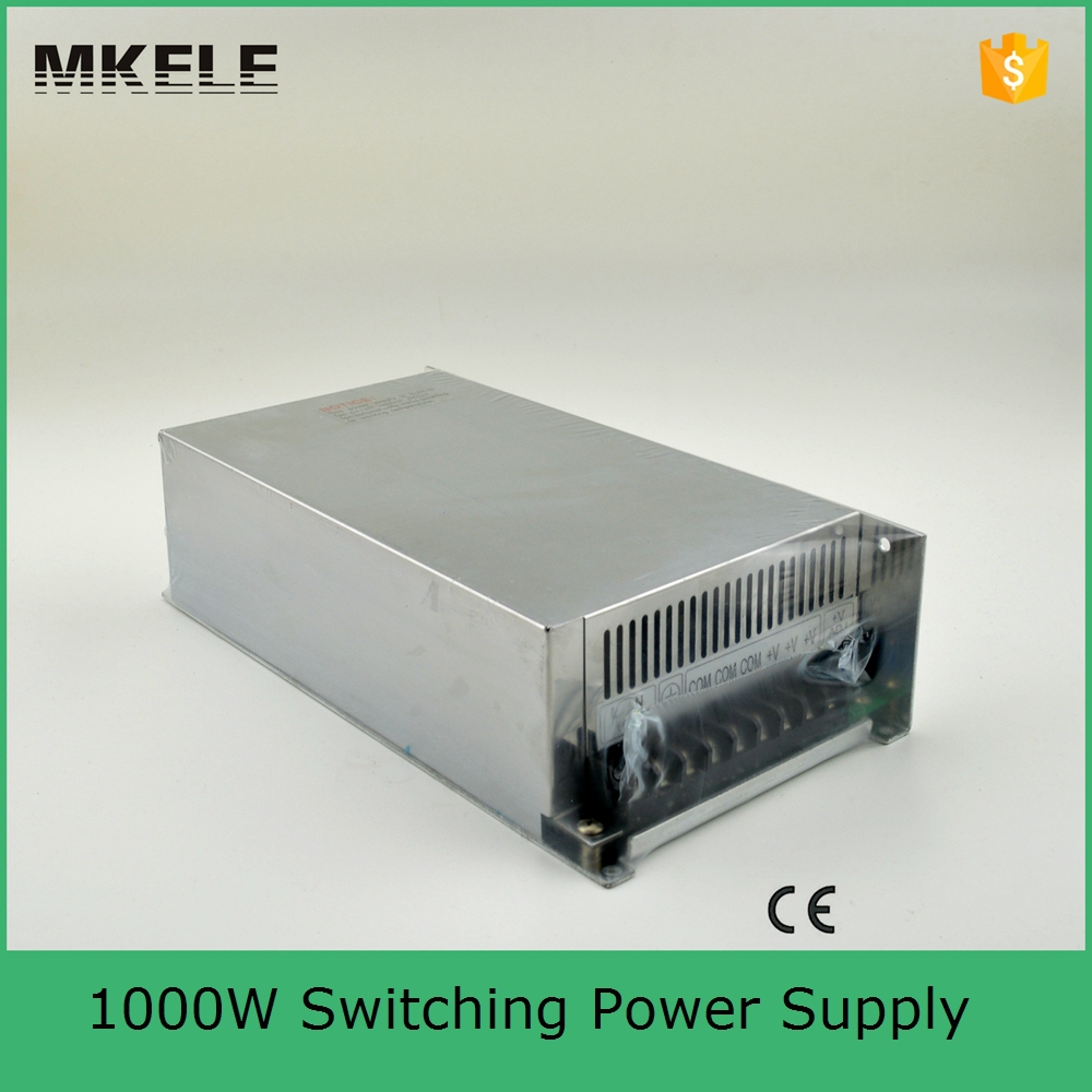 ФОТО S-1000-48 20A high power AC to DC small size dc 48v power supply low price power supply 48v 1000w with ce certification