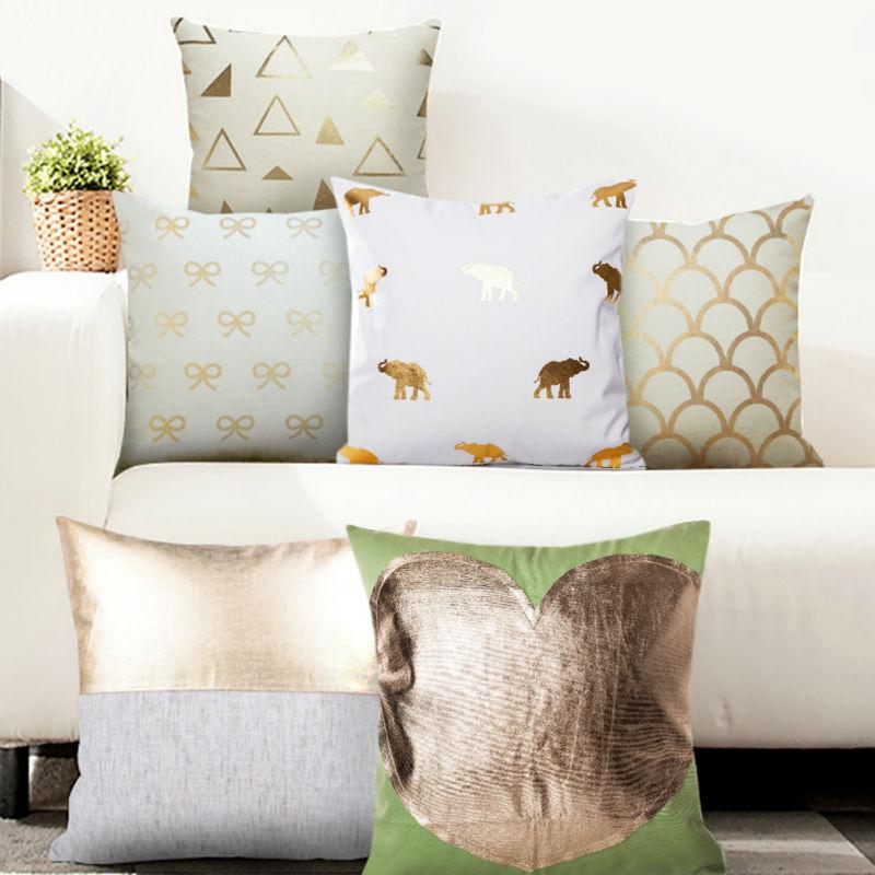 Mealivos 2 copë Shtëpi jastëk të shtypura me jastëk jastëk - Tekstil për shtëpi - Foto 2