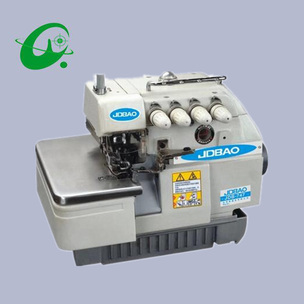 JDB40 Industrial 40 Lines Overlock Sewing Machine 40mm Stitch Length Extraordinary Stitch Length Sewing Machine