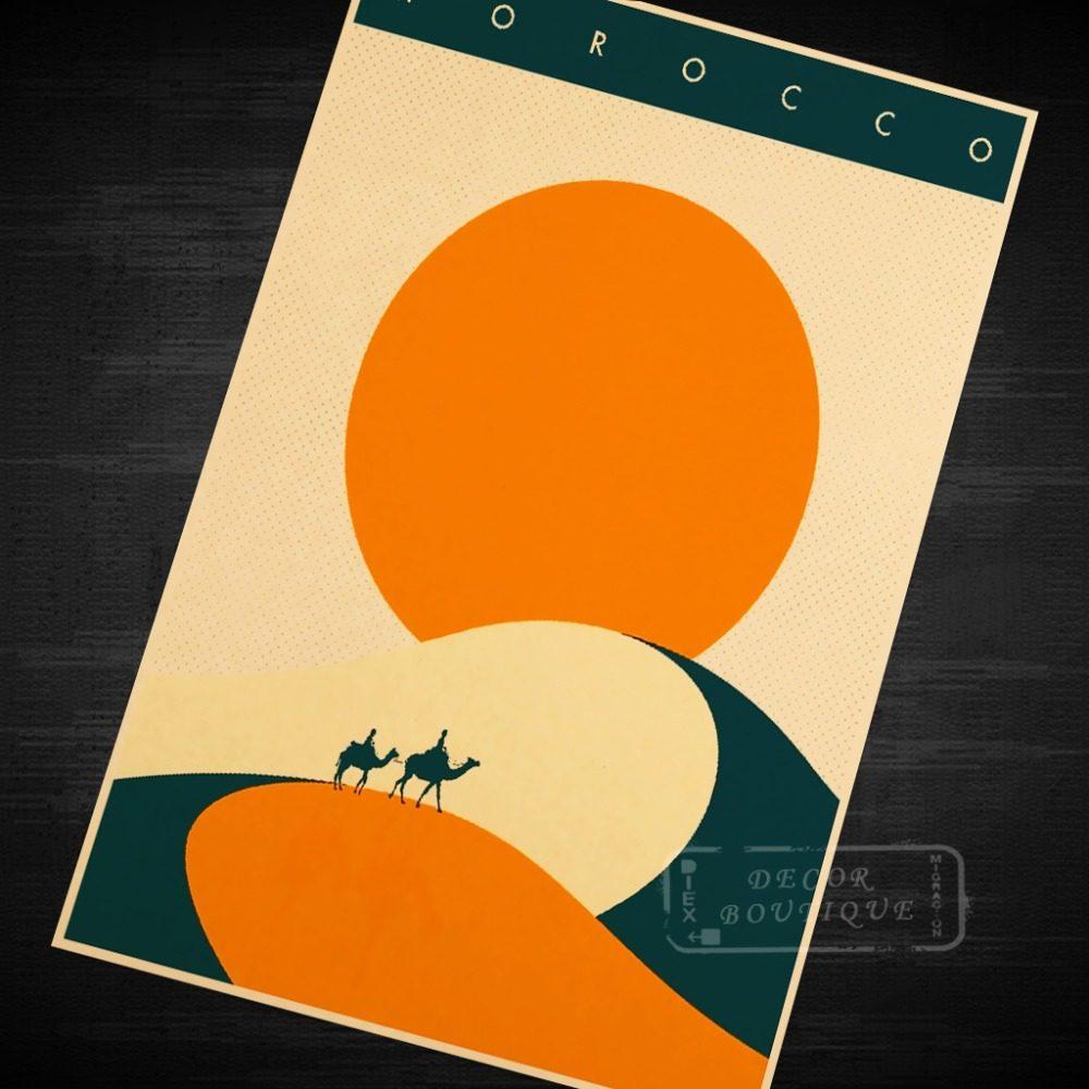 Online Shop California Big Surf Vintage Travel Surf Beach Poster ...