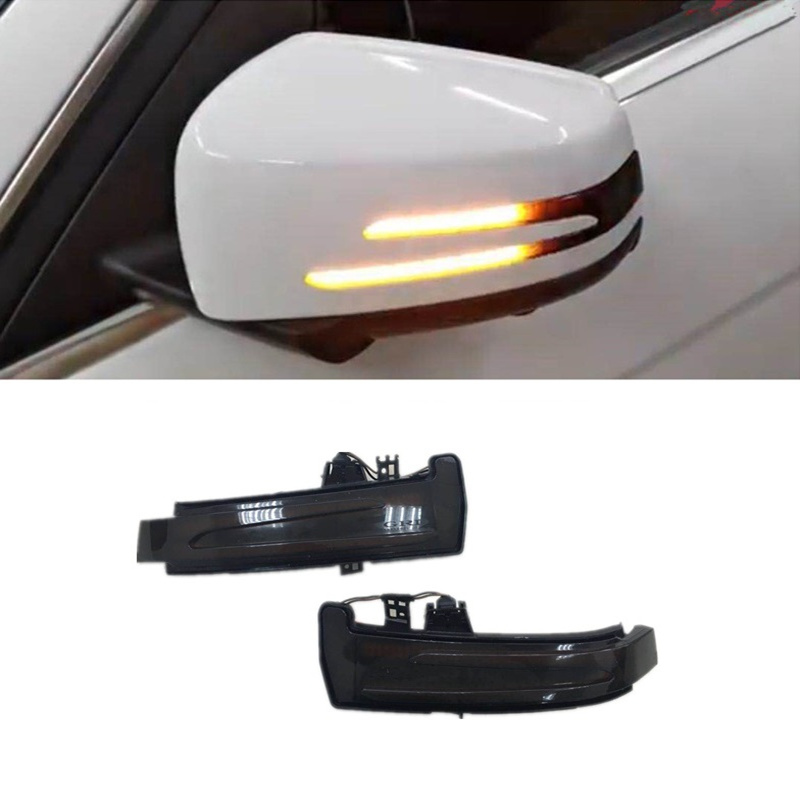 Dynamic Blinker Indicator Suitable for Mercedes Benz A B C E S Class W176 W246 W204