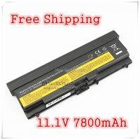 Replavement Batterij Voor Lenovo ThinkPad L421 L510 L512 L520 SL410 SL410k SL510 T410 T410i T420 T510 T510i 9 CELL ree verzending battery for lenovo t410 battery for t410lenovo thinkpad battery -
