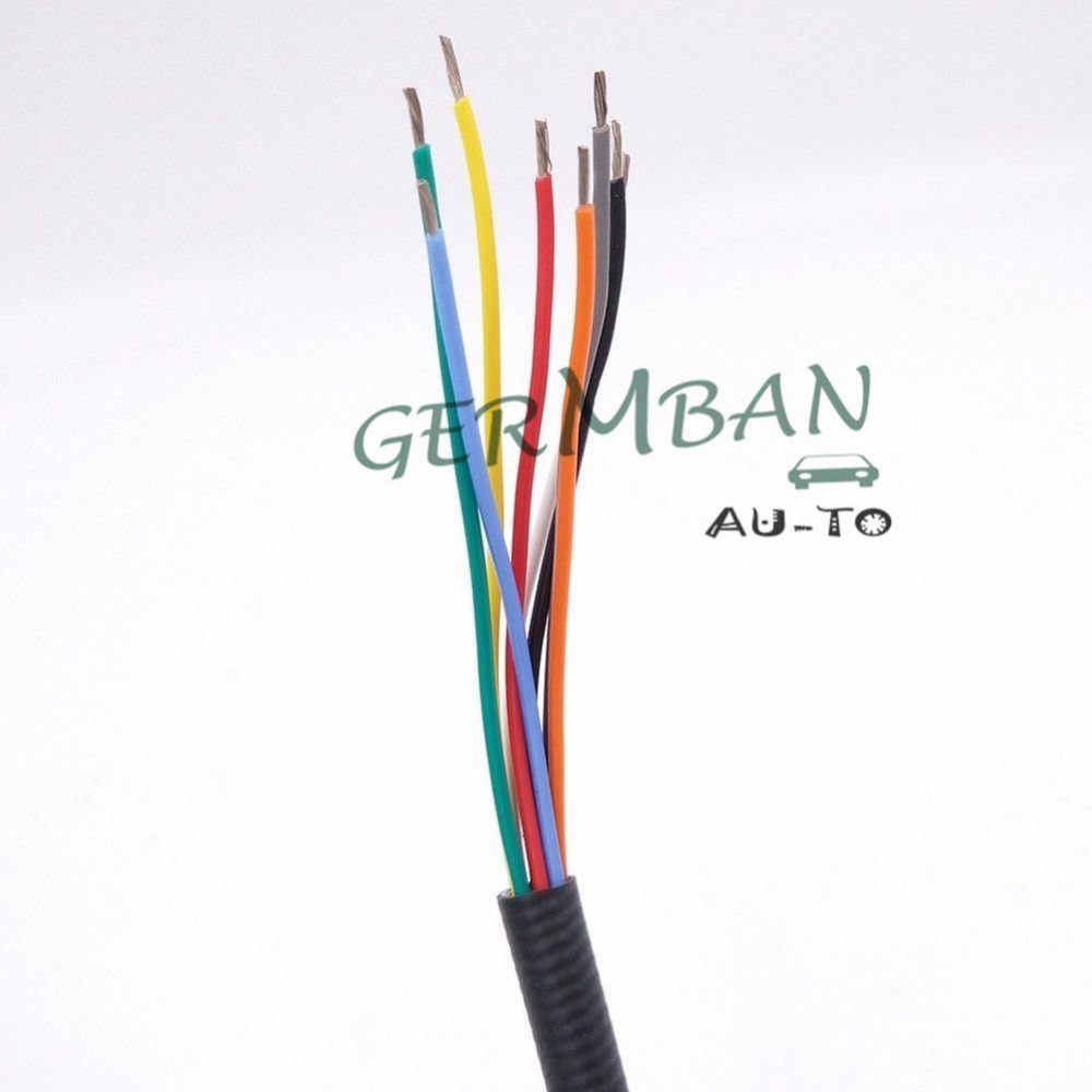 US $67 76 12% OFF|Original Nox Sensor Probe Nitrogen Oxide Sensor 8 cables  for CUMMINS G&M V&W AUDI Volvo DAF XF Trunk 2872082 1793379 5WK96631H-in