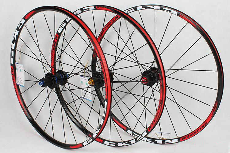 new Super light 1600G/pair 26''24Holes Disc Brake Mountain Bike Wheels MTB Bicycle Wheels parts front 2 rear 4 sealed bearings