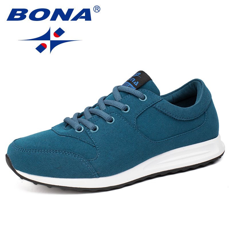 BONA New Arrival Classics Style Women Running Shoes Outdoor Walking Jogging Shoes Lace Up Sneakers Comfortable Athletic Shoes