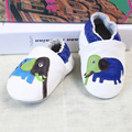 boy girl dog elephant shoes baby cute animal Leather Shoes Soft Sole First Walker 0-2T 68styles