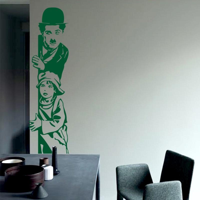 Dekori i artit kapelat për ngjitjen e mureve të fëmijëve Vinyl - Dekor në shtëpi - Foto 5