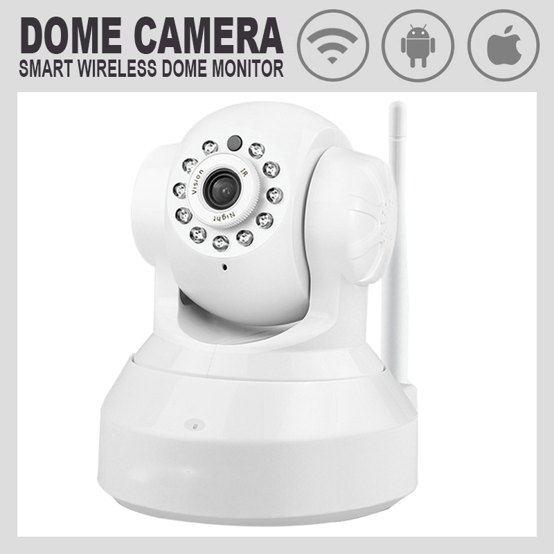720P HD WIFI iP Camera for baby monitor Smart P2P CAM IR cut/ Infrared Night Vision/ Two way audio Wireless Video Surveillance