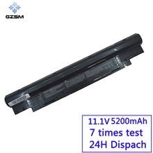 GZSM laptop battery V131 For Dell Inspiron N311Z N411Z Vostro V131DV131R H2XW1 H7XW1 JD41Y N2DN5 268X5 312-1257 312-1258 battery free shipping 0449tx 0ntg4j 0prw6g 312 8479 oprw6g prw6g t1g6p original laptop battery for dell vostro v13 v130 v1300 v13z 30wh