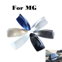 2017 Car Styling Gray Blue Gold Silver Black Red White Car Antenna Radio Fit For MG
