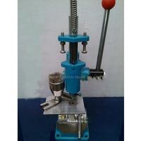 SDP 0 Manual Tablet Press Machine Pill Presser Tablet Making Machine Make Pill 6/ 8/ 10mm Circular