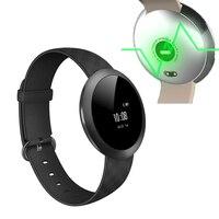 Smartband X9 Mini Bluetooth Akıllı Bant Sağlık Bilek Bilezik İzle Nabız Swiming IP67 Su Geçirmez IOS Android için