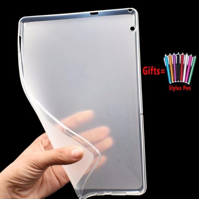 Medio ambiente Tablet suave de silicona caso de la cubierta para Huawei  MediaPad T5 10 10 7fbab0aecd18