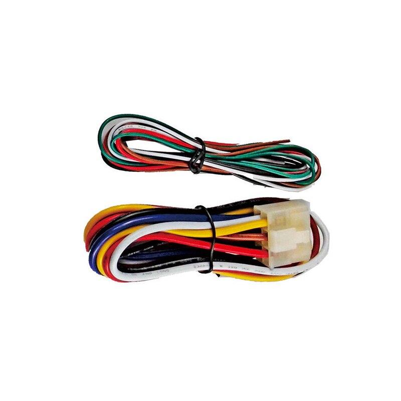 Nouveau démarreur d'allumage de bouton d'arrêt de démarrage de moteur de voiture de télécommande 433 mhz/12 v