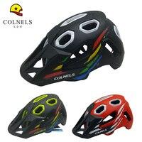 COLNELS Brands Cycling Helmet Capacete Da Bicicleta MTB Bike 2018 The New Mountain Road Bicycle Helmet