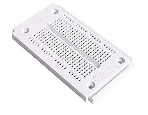 syb 46 breadboard 270 point solderless pcb bread board 23x12 syb 46 test diy