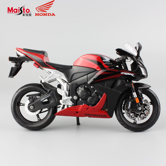 1:12 Maisto brand children Honda CBR 600RR Die cast model motorbike motor cycle race car miniature metal collection gift toys