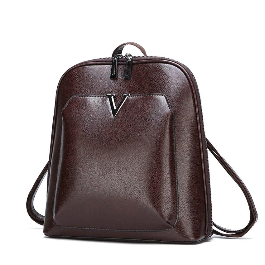 HTB1VQ kXEjrK1RkHFNRq6ySvpXa0 2018 Women Vintage Backpack Leather Luxurious Women Backpack Large Capacity School Bag For Girls Leisure Shoulder Bags For Women