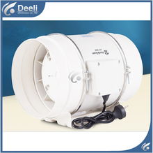 EMS high quality 8 inch exhaustfan Duct blower powerful mute axial flow fan ventilator kitchen toilet wall 200 mm Exhaust fan