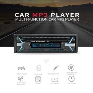 Image 1 - 12 V Bluetooth MP3 Çalar Kablosuz Alıcı Araç Mp3 Dekoder Kurulu Araba FM Radyo Modülü TF USB 3.5mm AUX ses Adaptörü Araç Kiti