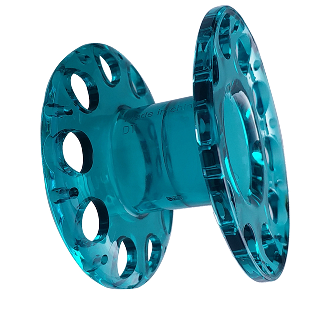 Scuba Diving Diver Reel Finger Spool Underwater Wreck Cave Reef Dive Blank Reel Snorkeling for Guide Line Cord Rope