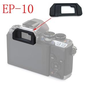 Image 2 - 10 pièces EP10 EP15 Oeilleton Doculaire Œilleton Pour Olympus OM D OMD E M10 EM5 EM10 EM 5 DSLR Caméra